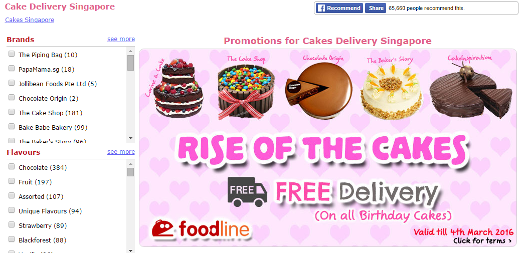 CakesDelivery