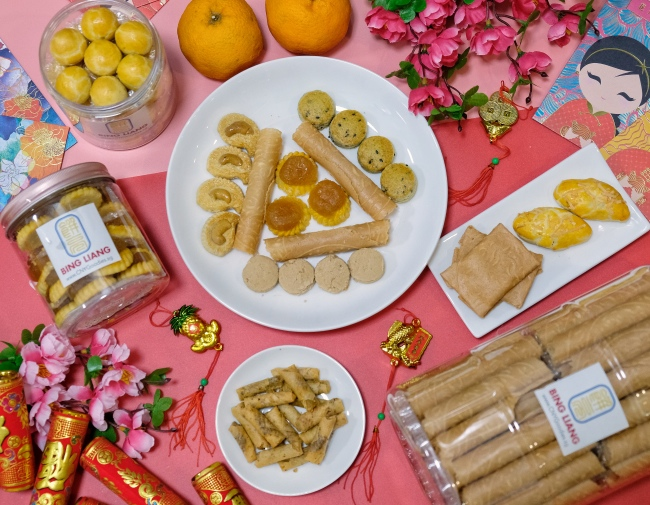 Sponsored Review: Chinese New Year Goodies By CNY Goodies - Singapore Food  & Mummy Blog @ EatDreamLove